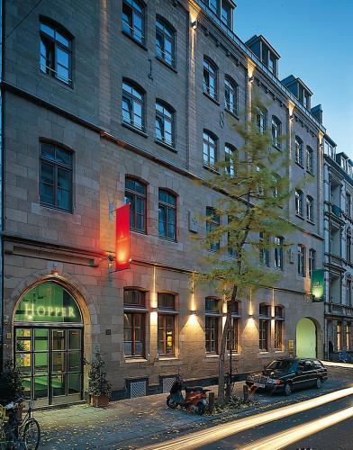 Hopper Hotel Köln