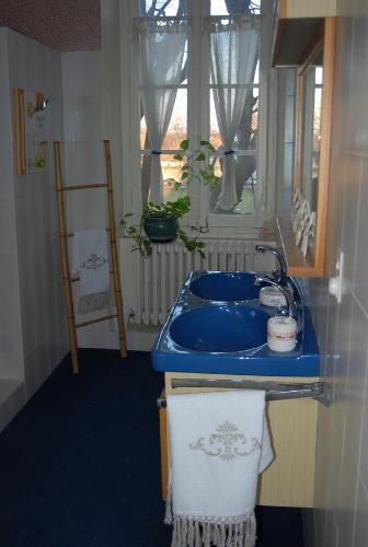 Familienzimmer mit eigenem Badezimmer (Family Room with Private Bathroom)