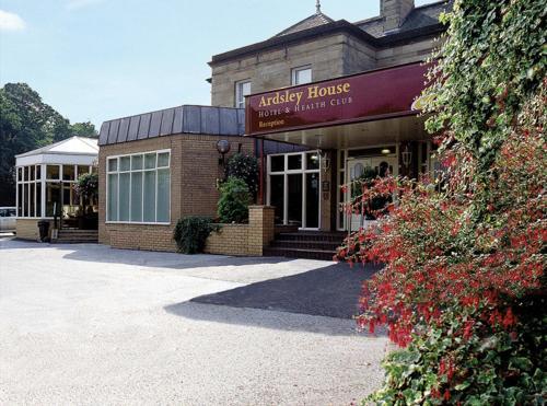 Best Western Ardsley House Hotel,Barnsley