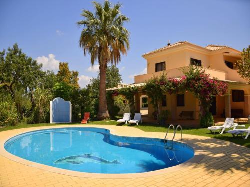Vila Jenyliz Almancil Algarve Portogallo