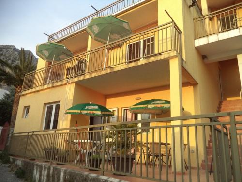 Vito Apartments Sutomore