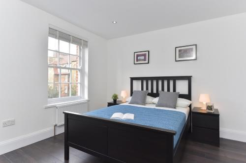 Shoreditch n k apartments r servez en ligne bed for Chambre d hote londres