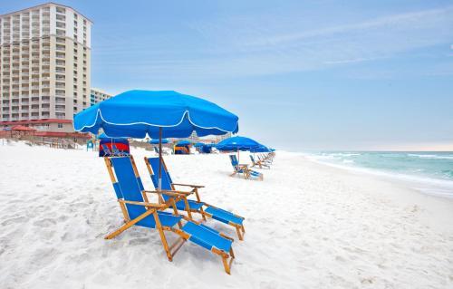 Hilton Pensacola Beach Gulf Front Gulf Breeze Fl United