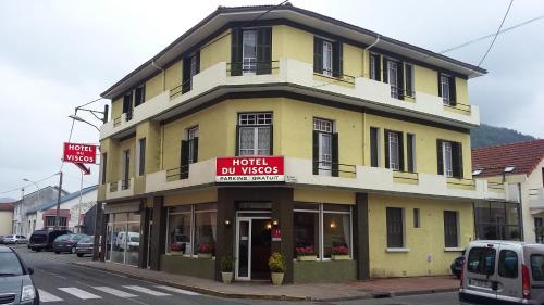Hôtel du Viscos