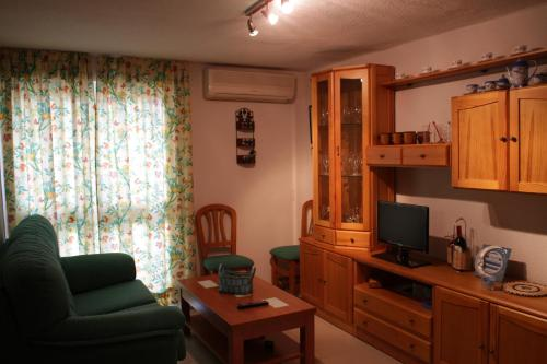 Apartamento Rio Guadalfeo front view