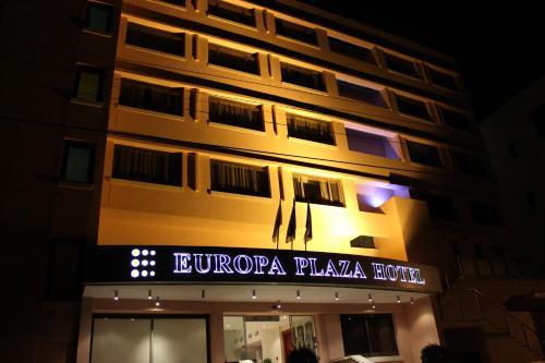 Europa Plaza Hotel
