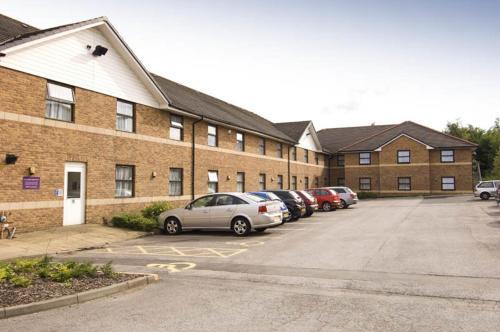 Premier Inn Sheffield-Barnsley (M1 Jct 36)