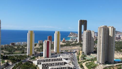 Отель Las Terrazas de Benidorm 0 звёзд Испания