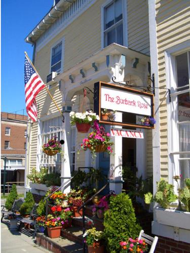 Burbankrose Inn Bed & Breakfast, Newport - Promo Code Details