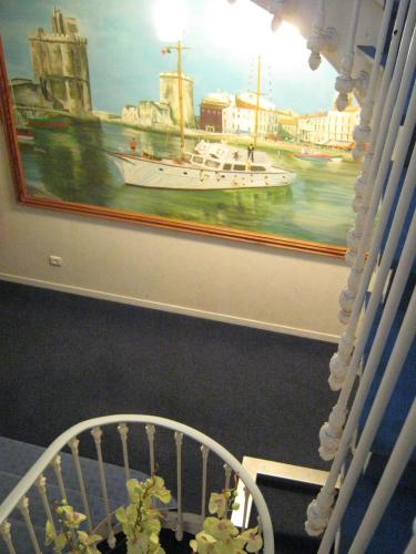 Double Room with Harbour View (4th floor)