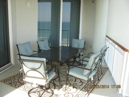 balkong/terrass Beach Colony West - Unit 6D