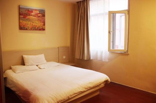 Отель Hanting Express Suzhou West Baodai Road 2 звезды Китай