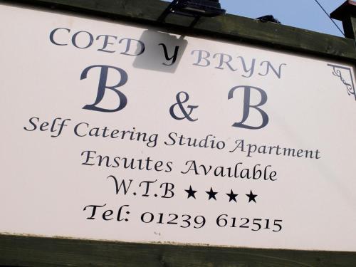 Coed y Bryn B&B
