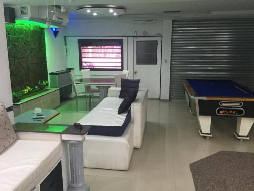 Departamento Suites front view