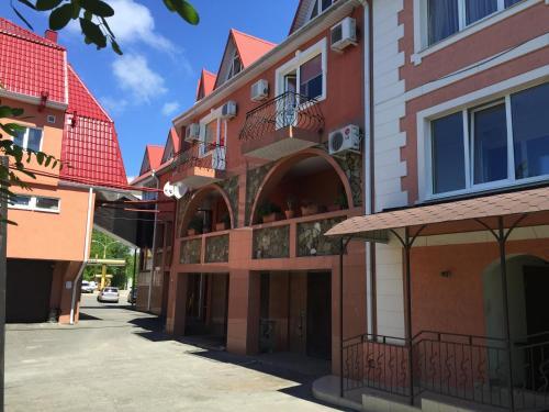 Отель Olimp Hotel 3 звезды Россия