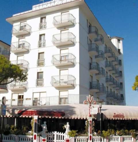 Hotel Alla Rotonda Piazza Nember  Jesolo Lido  Italy