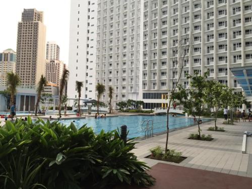 Jazz Residences Unit 1005B Tower C, Manila
