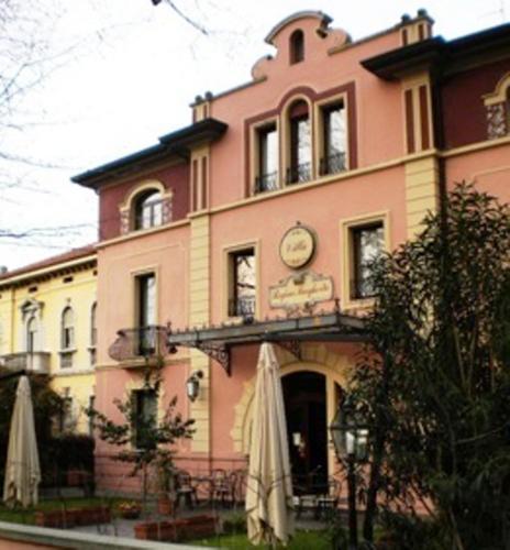 Отель Hotel Villa Regina Margherita 4 звезды Италия