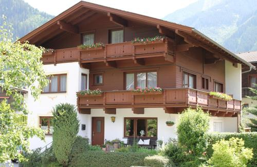 Haus Tirolerland - Familienzimmer