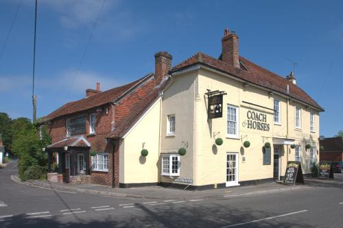 Coach & Horses hotel in Winchester