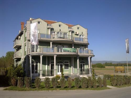 Отель Vila El Barco 0 звёзд Сербия