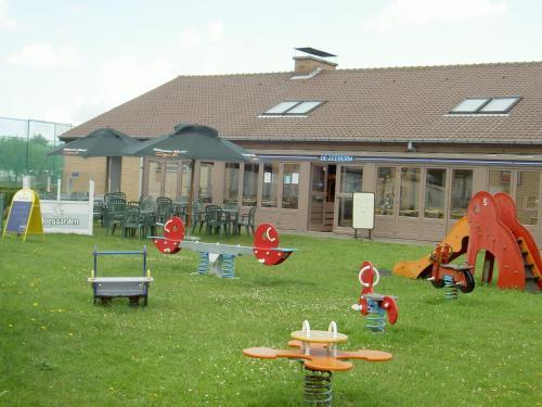 Chalet Park Zeeberm
