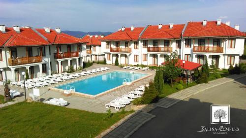 Отель Kalina Complex 2 звезды Болгария