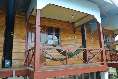 Tavendang Guesthouse, Ban Dondét