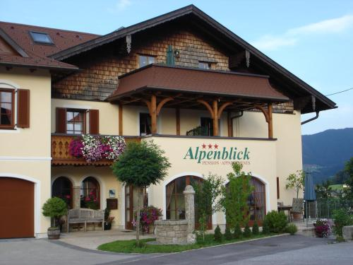 Pension Alpenblick - Apartment mit 2 Schlafzimmern