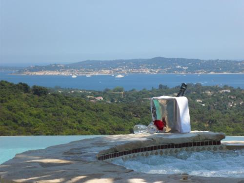 Villa Vue Féérique sur Golfe De Saint Tropez