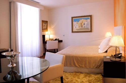 Habitación Doble Superior - 1 o 2 camas Hotel Mirador de Dalt Vila 2