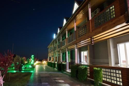 Hotel Complex Gold Crimea front view