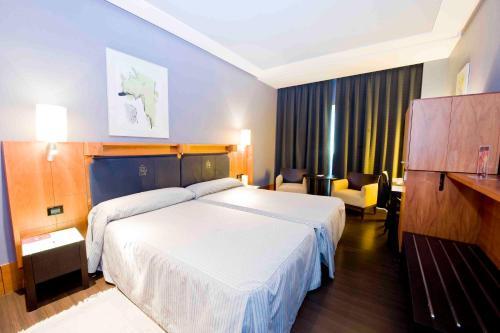 Отель Gran Hotel Lakua 5 звёзд Испания