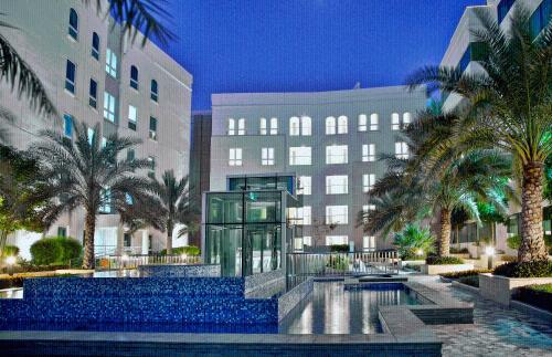 Millennium Executive Apartments Muscat, 马斯喀特