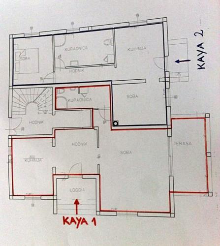 Apartments Kaya