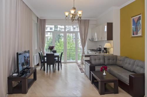 Отель Tiflislux Apartment 0 звёзд Грузия