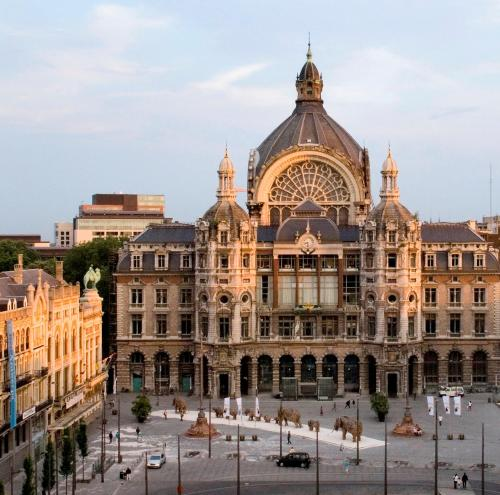 Radisson BLU Astrid Hotel, Antwerp photo 13
