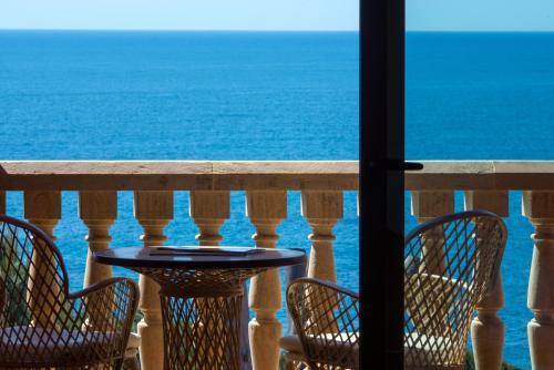 Habitación Doble Superior con vistas al mar Hotel & Spa Cala del Pi 4