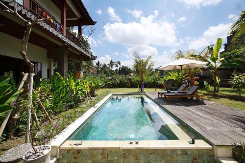 Отель Villa Create Luv Play Ubud 2 звезды Индонезия