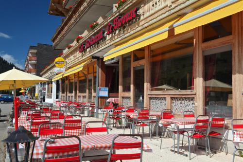 Отель Hôtel Le Relais Alpin 3 звезды Швейцария