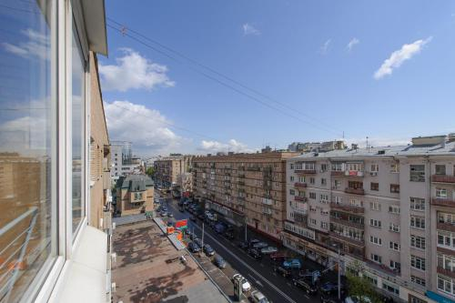 One-Bedroom Apartment - Bolshaya Gruzinskaya Street 57