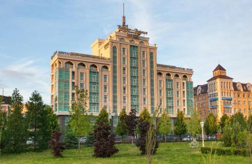 Stay at Bilyar Palace