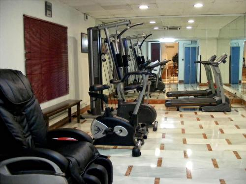 Hotel Infanta Cristina 8