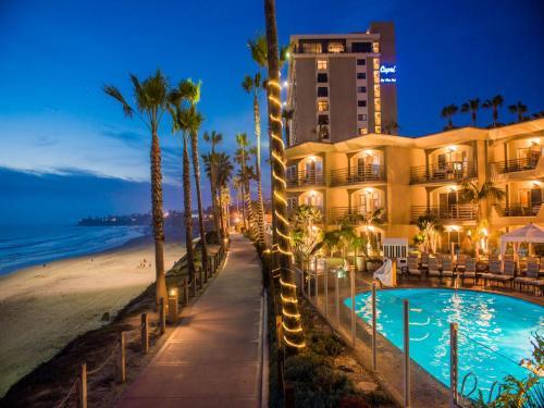 Hotels Near Garnet Ave San Diego