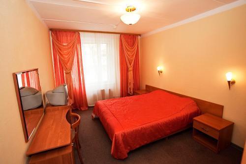 Stay at Hotel Na Krasnoy Presne