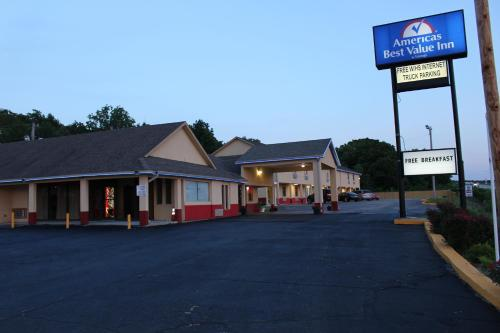 Americas Best Value Inn Henryetta Hotel