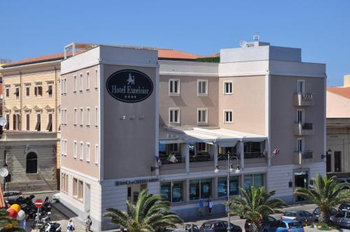 Excelsior in La Maddalena