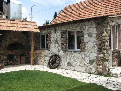 Гостевой дом Villa Jrvezh