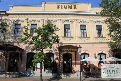 Отель Fiume Hotel 0 звёзд Венгрия