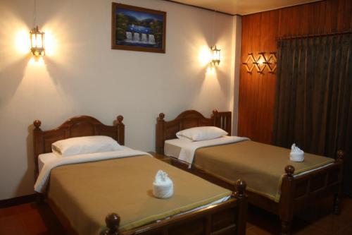 Ban Suan Kulap Keaw Resort, 帕府